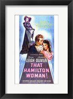 Framed That Hamilton Woman