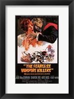 Framed Fearless Vampire Killers