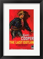 Framed Last Outlaw