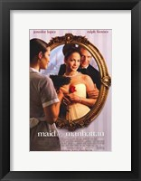 Framed Maid in Manhattan