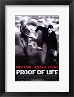 Framed Proof of Life
