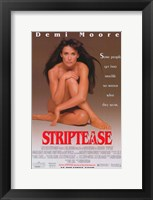 Framed Striptease