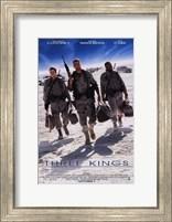 Framed Three Kings Film