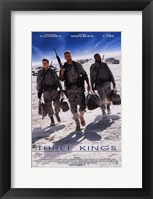 Framed Three Kings Film