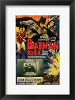 Framed Batman and Robin - Robin Rescues Batman