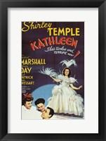 Framed Kathleen