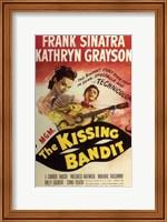 Framed Kissing Bandit