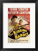 Framed Kissing Bandit