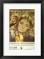 Framed Green Mansions