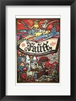 Framed Faust