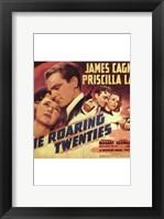 Framed Roaring Twenties Square