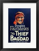 Framed Thief of Bagdad Douglas Fairbanks