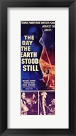 Framed Day the Earth Stood Still Strange Power