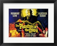 Framed Phantom of the Opera, c.1962 - style A (foreign)