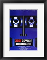 Framed 2001: a Space Odyssey Robot