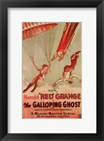 Framed Galloping Ghost