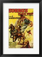 Framed Zorro's Black Whip Chapter 1