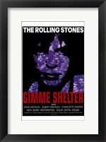 Framed Gimme Shelter (2000)