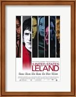 Framed United States of Leland