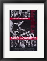 Framed Coffee and Cigarettes