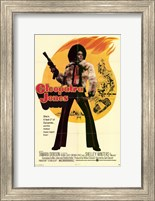 Framed Cleopatra Jones, c.1973 - style B