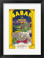 Framed Babar: the Movie