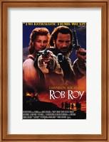 Framed Rob Roy