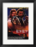 Framed Rob Roy