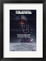 Framed Rollerball - tall