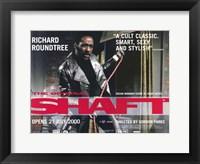 Framed Shaft Richard Roundtree 2000