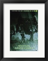 Framed Matrix Revolutions Robots