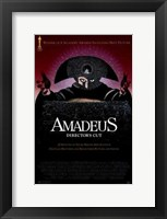 Framed Amadeus Director's Cut