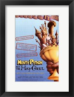 Framed Monty Python and the Holy Grail