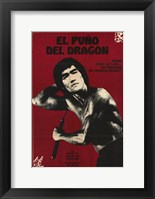 Framed Re-Enter the Dragon