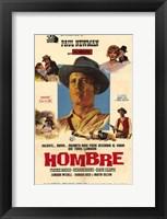 Framed Hombre Spanish