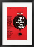 Framed It's a Mad Mad Mad Mad World