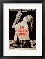 Framed La Dolce Vita Most Talked About Film