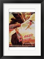 Framed Wings of Desire - Angel