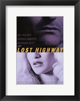 Framed Lost Highway - Mouths