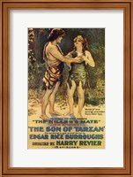 Framed Son of Tarzan, c.1920 - style B