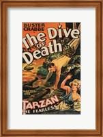 Framed Tarzan the Fearless, c.1933 chapter 1