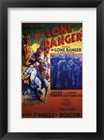 Framed Lone Ranger - Episode 7