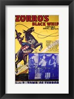 Framed Zorro's Black Whip Chapter 2