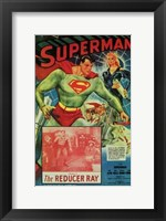 Framed Superman The Reducer Ray