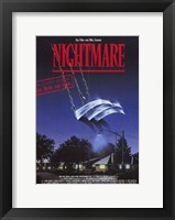 Framed Nightmare on Elm Street  a - movie