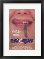 Framed Eat and Run