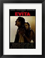 Framed Evita Madonna