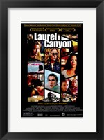 Framed Laurel Canyon