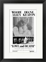 Framed Love and Death