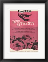Framed Love At Twenty